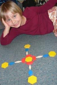 Raina pattern blocks